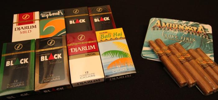 Cloves Tobaccos Of Hawaii